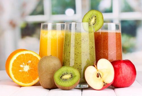 ochistvashti plodove