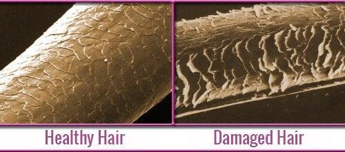 за укрепване на косата преди всичко трябва да сте наясно каква е структурата на косъма