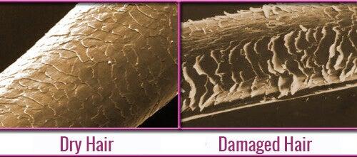 Здрава ли е косата ви? Зависи от прическата