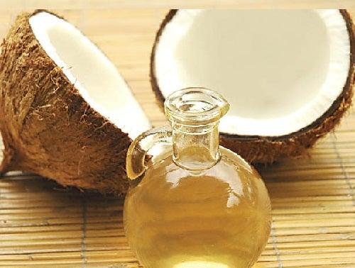 Дезодоранти у дома - вариант с кокосово масло