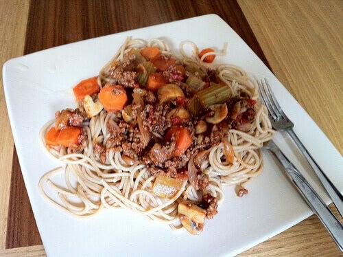 5-spageti