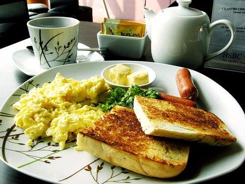 закуската дава много енергия и помага на мозъка ви да работи по-добре