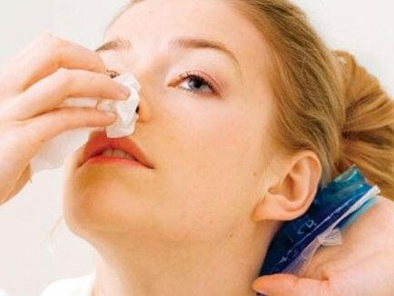 Какво да направите, когато имате кървене от носа