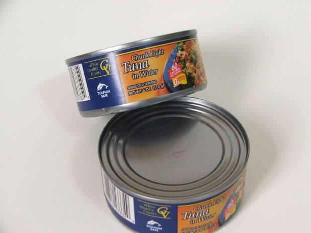 Риба тон - една от най-консумираните консервирани храни