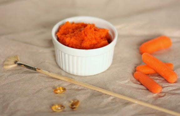 морковите спомагат при проблеми, свързани със загубата на коса