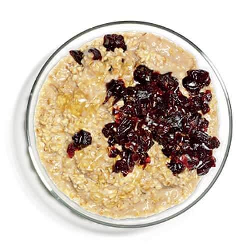 мюсли с череши за закуска