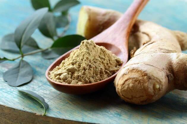 Лекувайте косопад с джинджифил - натурално и ефикасно средство.
