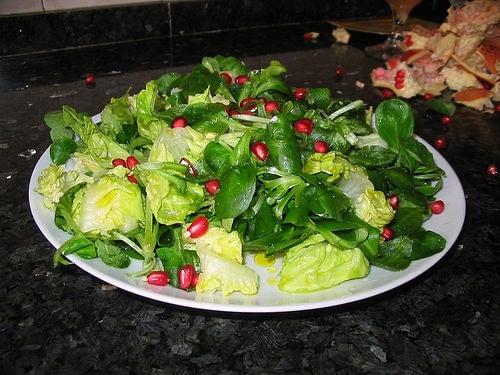 Вегетариански рецепти - енергийна салата