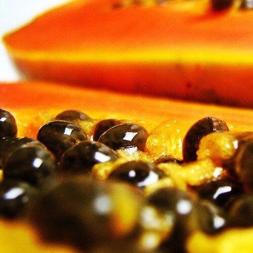отслабнете със семената на вкусната папая