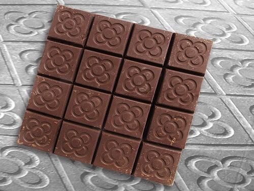 натурални афродизиаци - шоколад