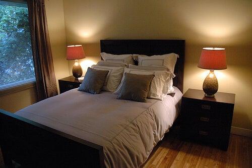 проветрената спалня е важна за чисти бели дробове
