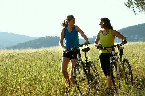 спортът помага в борбата със запека