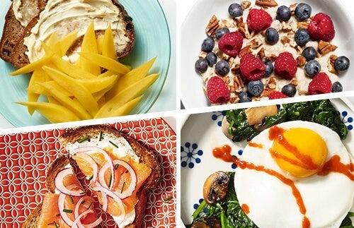 8 рецепти за закуска, с които да отслабнете