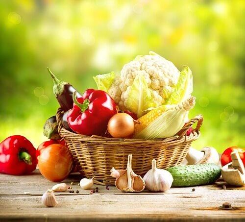 вегетариански рецепти с плодове и зеленчуци