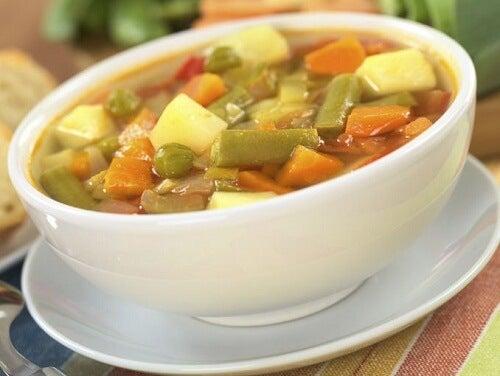 Супа за стимулиране на метаболизма