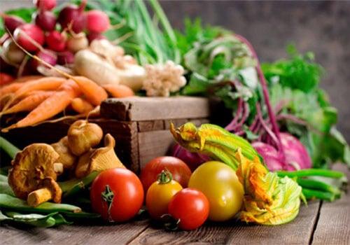 здравословно хранене срещу кисти на яйчниците