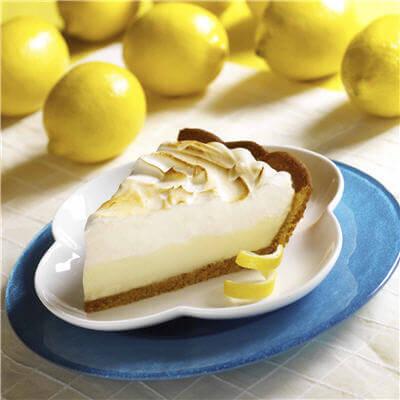 Домашен лимонов пай