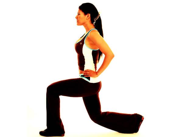 Упражнения за стягане на седалищните мускули