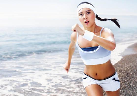 правете повече физически упражнения, за да се справите с т.нар. задържане на течности