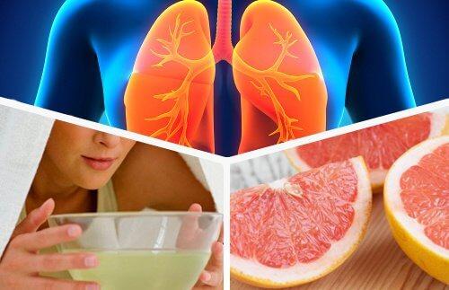 """""""Диета"""" за детоксикация на белите дробове"""