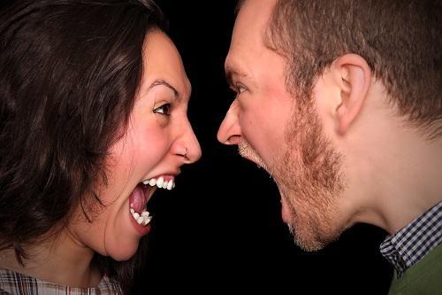 Последиците от гнева са пагубни за тялото