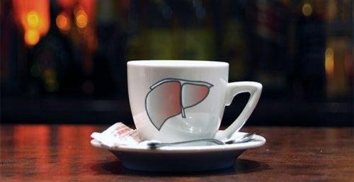 Кафе на закуска: защитава черния дроб