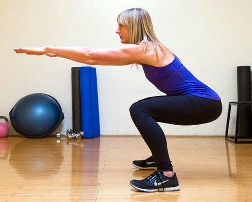 Клекове за по-здрави седалищни мускули