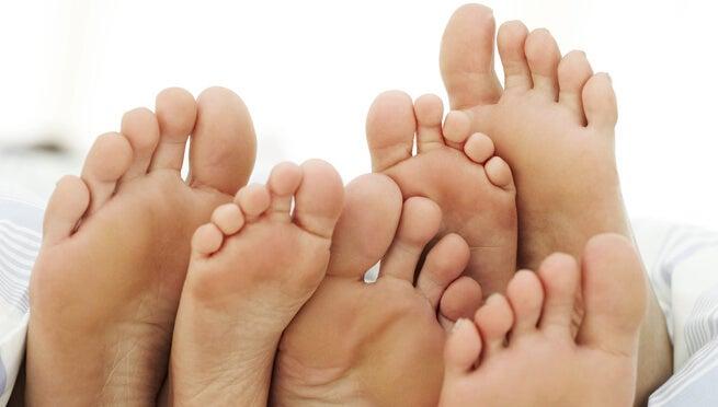 Как да се предпазите от гъбички на краката