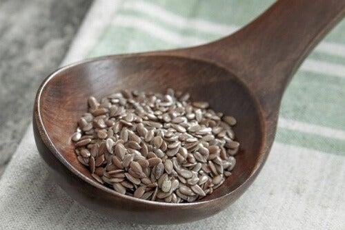 Лененото семе ще намали риска от поява на хемороидите