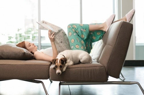 почивката ще ви помогне да облекчите симптомите на остеоартрит