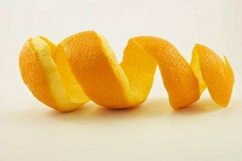 портокалови кори срещу холестерола