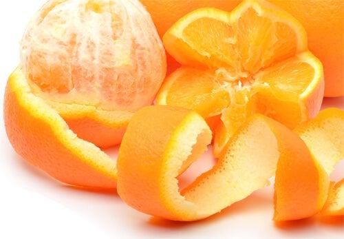 Портокаловите кори понижават холестерола