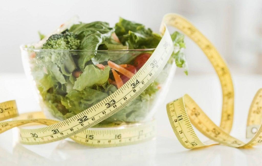 отслабване със салати от броколи