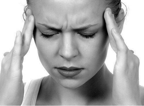 какво казва акнето за здравето - стрес и главоболие