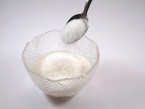 продуктите съдържащи бяла захар могат да причинят рак
