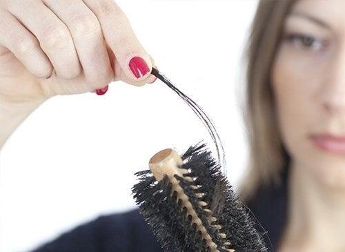 Как да предотвратим загубата на коса