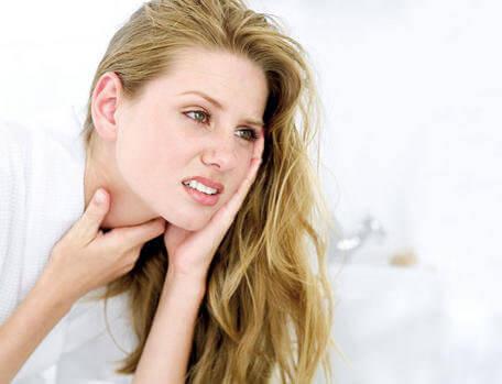 Средства при инфекции на гърлото