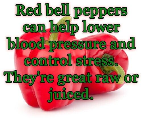 Червените камби  са противоракови храни