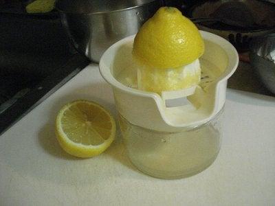 Приложения на лимонов сок