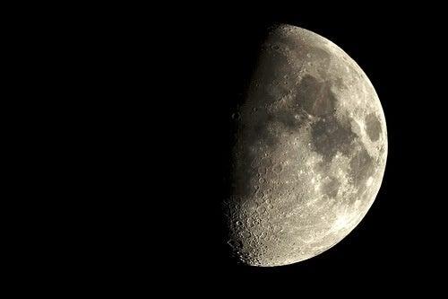 влияние според фазите на Луната