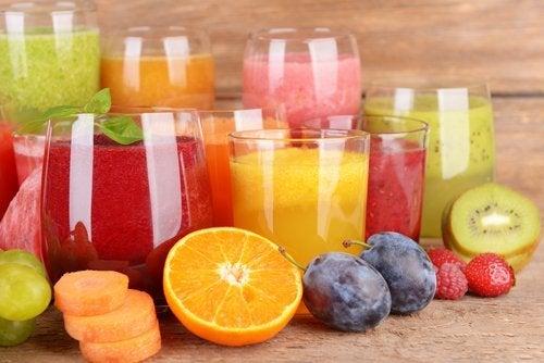 консумацията на плодове и сокове преди закуска е полезна