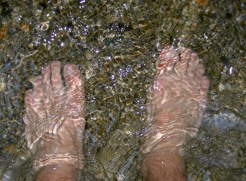 Студената вода при лечение за разширени вени