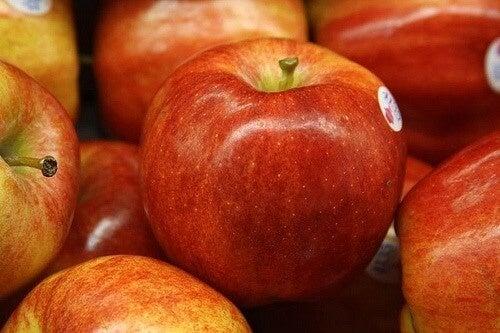 ябълки една от най-добрите храни, прочистващи дебелото черво