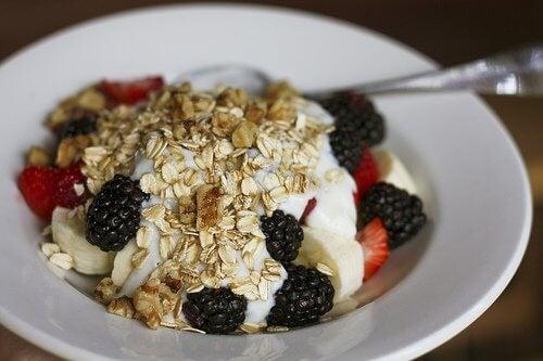 закуска за ускоряването на метаболизма ви