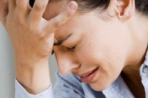 при възпаление на панкреаса обикновено получаваме и силно главоболие