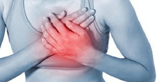 Синдромът на разбитото сърце при жените