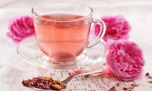 Чайове за отслабване в края на деня