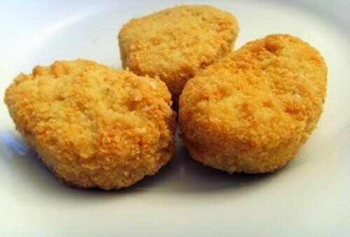 От какво всъщност са направени пилешките хапки?