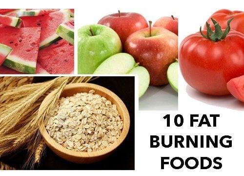 10 храни, които топят подкожните мазнини