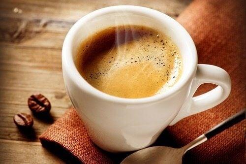 Връзката между кафето и глада